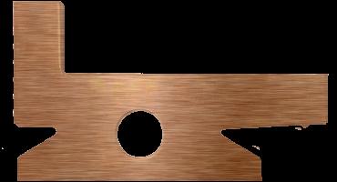 Пластина коллекторная
